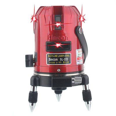Máy cân mực laser Sincon SL 222 (5 tia)