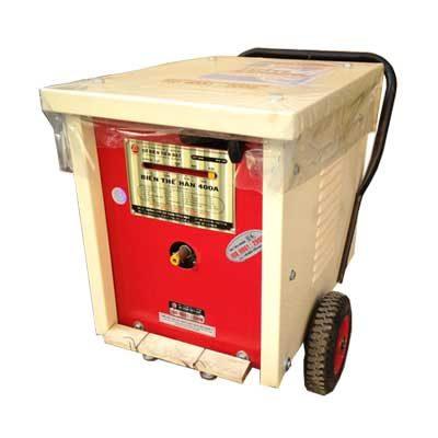 Máy hàn điện tiến đạt 400A dây đồng (380V)