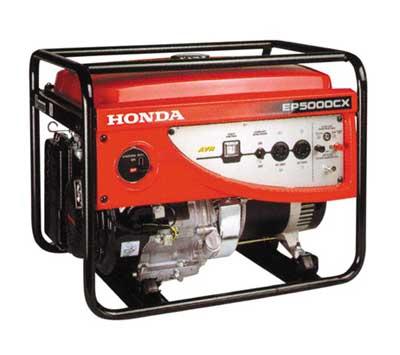 Máy phát điện Honda EG5000CX (4KVA)