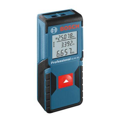 Máy đo khoảng cách laser Bosch GLM30 (30m)