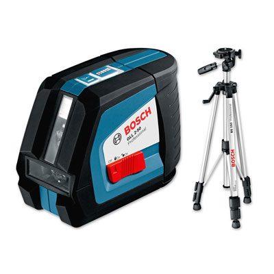 Máy cân mực laser 2 tia Bosch GLL2-50