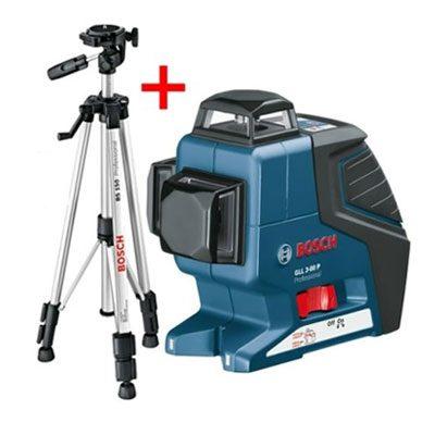 Máy cân mực laser 3 tia Bosch GLL3-80