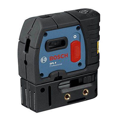 Máy cân mực Laser 5 điểm Bosch GPL5