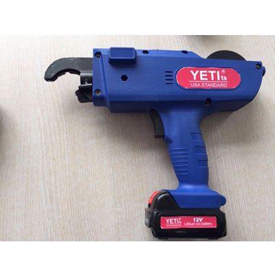 Máy buộc đai cốt thép chạy pin Yeti 12V