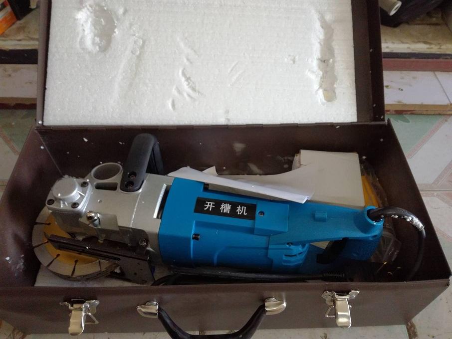 Máy cắt rãnh tường điện nước 5 lưỡi (4800W)