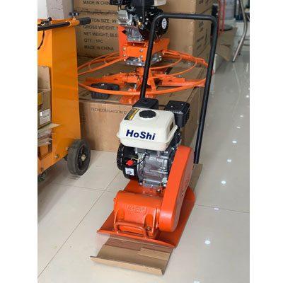 Máy đầm bàn chạy xăng Hoshi 5.5HP