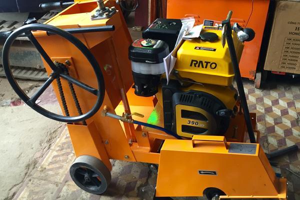 Máy cắt bê tông Rato giá rẻ