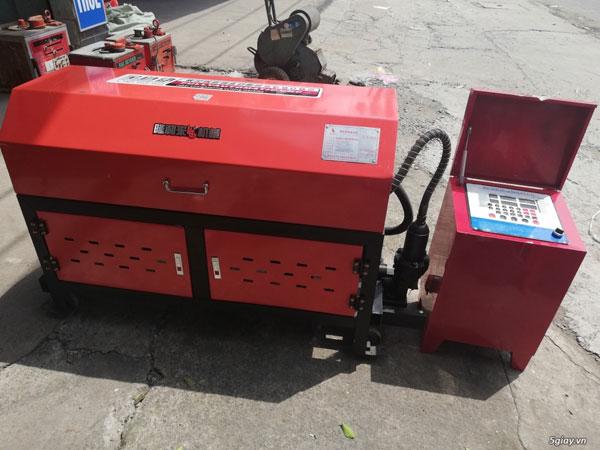 Máy duỗi cắt sắt tự động GT4-12 giá rẻ