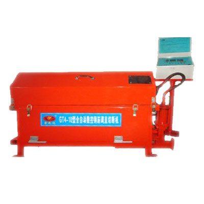 Máy duỗi sắt cắt sắt tự động GT4-10
