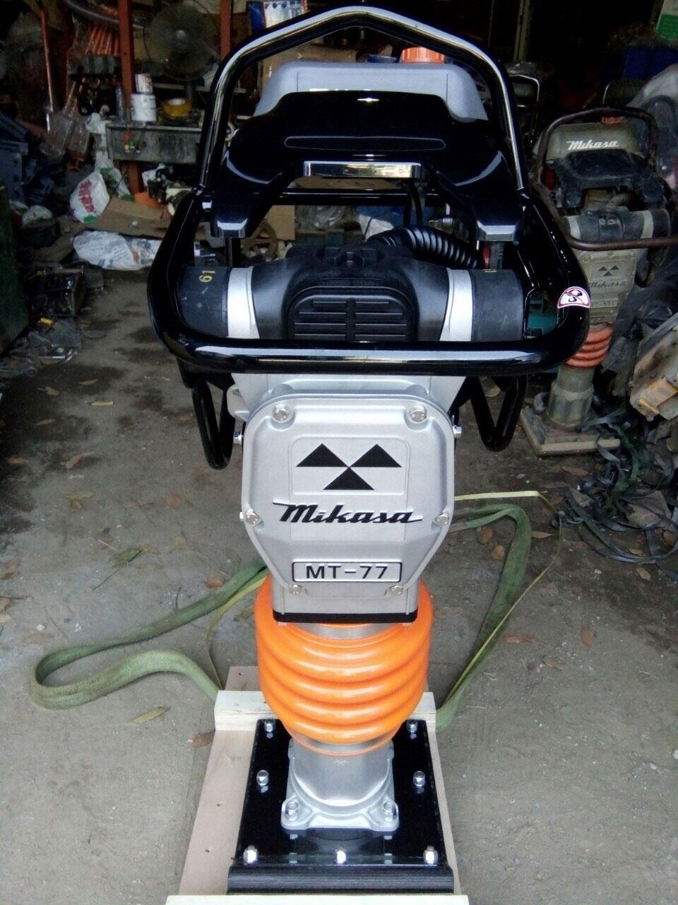 Máy đầm cóc Miksa MT-77 giá rẻ