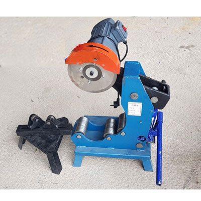 Máy cắt ống thép thủy lực QG 260T (750W) 380V