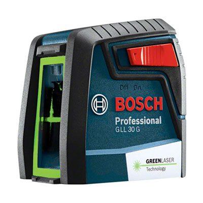 Máy cân mực laser tia xanh Bosch GLL 30 G