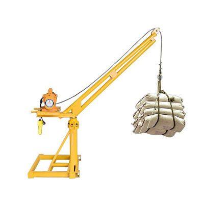Khung cẩu xoay 360 độ tải trọng 500kg