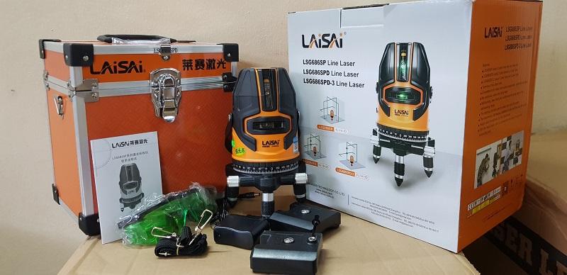 Máy cân mực laser laisai giá rẻ