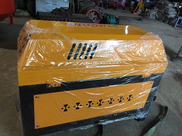 Máy duỗi cắt sắt GT4-12 giá rẻ