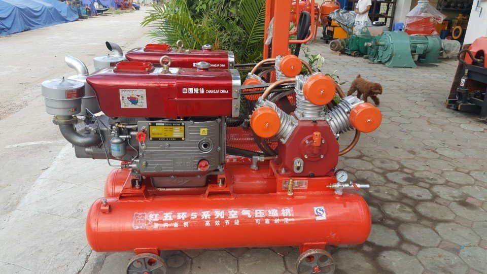 Máy nén khí diesel W3.5/5 giá rẻ