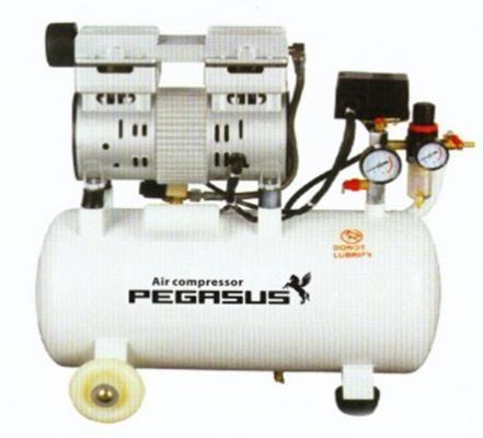 Máy nén khí không dầu Pegasus TM OF750