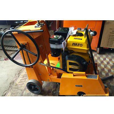 Máy cắt bê tông 120mm Rato R200 (6.5HP)