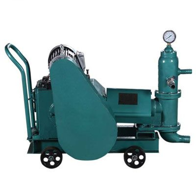 Máy bơm vữa 1 pistong HJB3 (3KW)