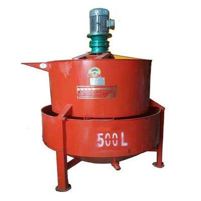 Máy trộn vữa Sika 2 tầng JW500 (3KW)